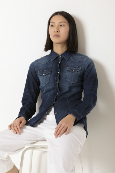 Shirt for woman DONDUP S/S 20