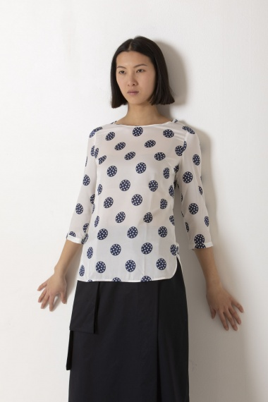 Blouse for woman CAMICETTA SNOB S/S 20