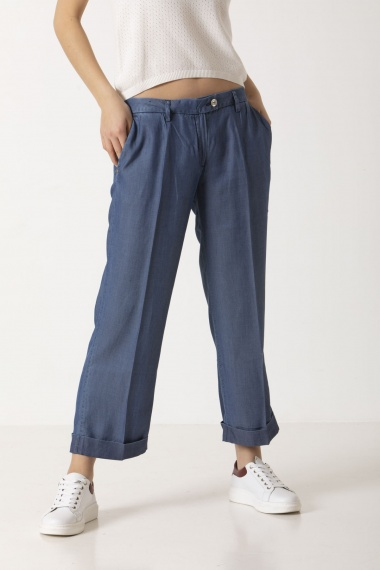 Trousers for woman BRIAN DALES S/S 20