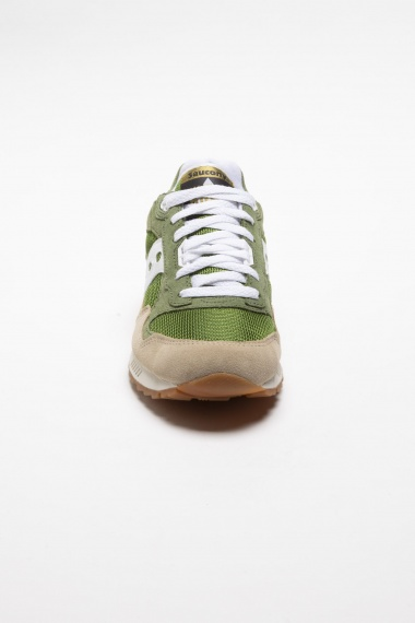 SAUCONY SHADOW 5000 VINTAGE green / brown S/S 20