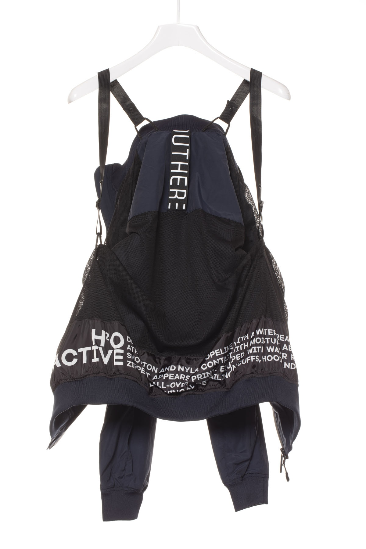 H2O REACTIVE Jacket for man OUTHERE S/S 20