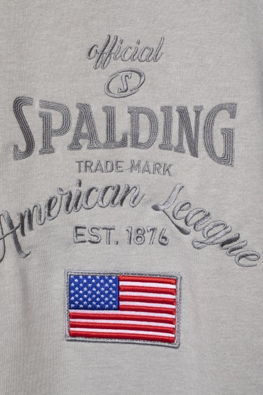Sweatshirt for man SPALDING S/S 20