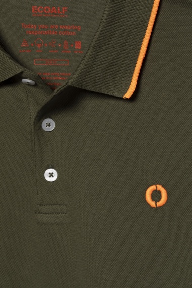 Polo for man ECOALF S/S 20
