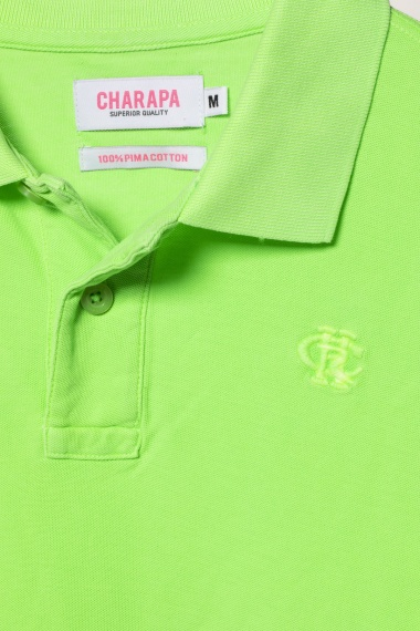 Polo for man CHARAPA S/S 20