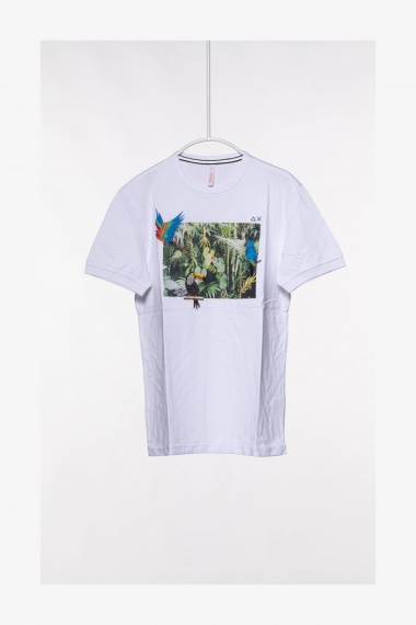 T-shirt per uomo SUN68 P/E 20