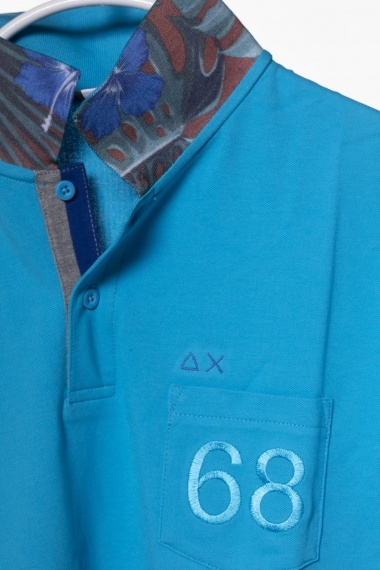 Polo for man SUN68 S/S 20