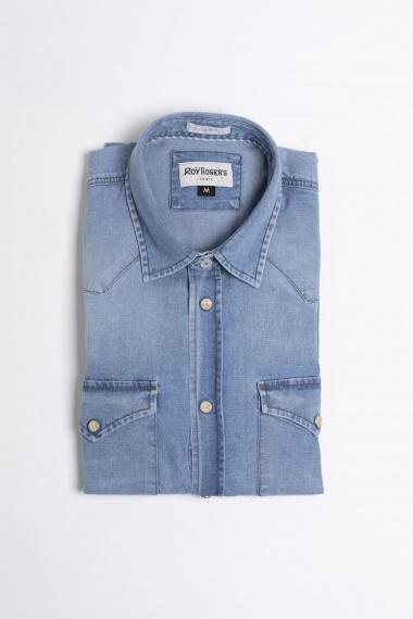 Camicia per uomo ROY ROGER'S P/E20