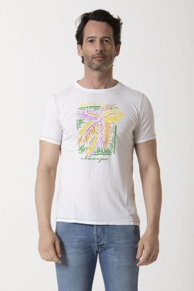 T-shirt for man CHARAPA S/S 20