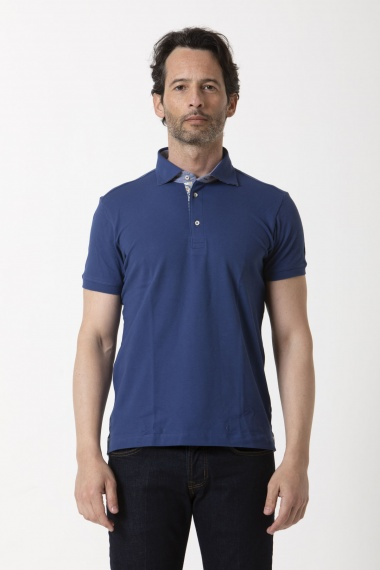 Polo for man LUCA BERTELLI S/S 20