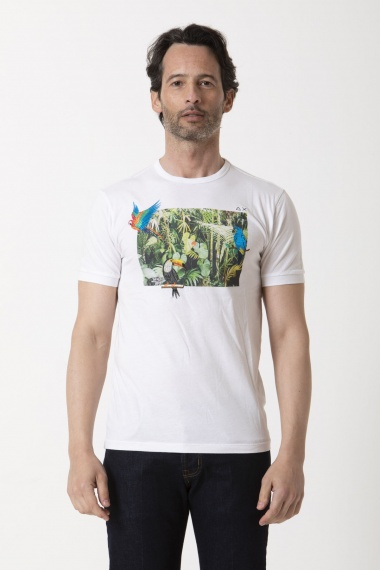 T-shirt for man SUN68 S/S 20