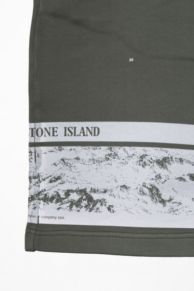 Bermuda for man STONE ISLAND S/S 20