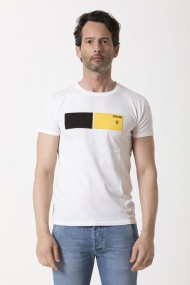 T-shirt per uomo SPALDING P/E 20