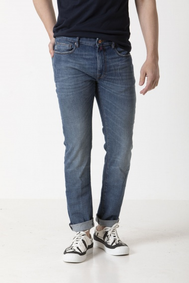 Jeans for man INCOTEX S/S 20