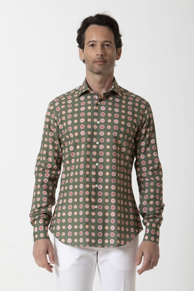 Shirt for man DRUMOHR P/E 20