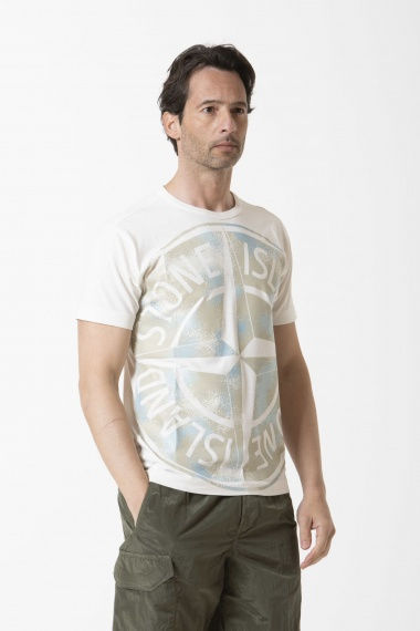 T-shirt for man STONE ISLAND P/E 20