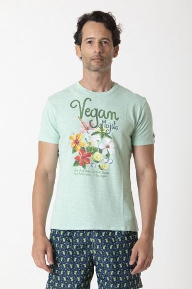 T-shirt per uomo MC2 SAINT BARTH P/E 20