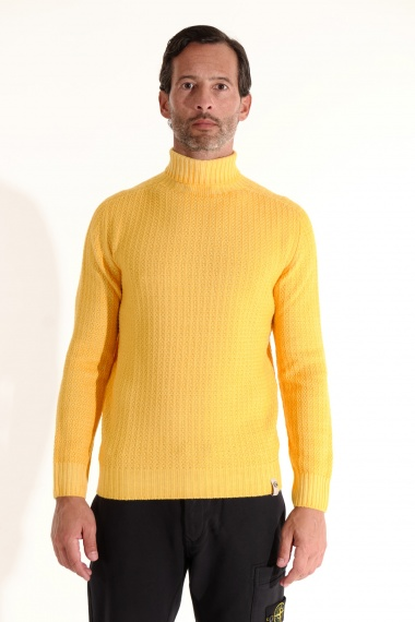 Roll-neck pullover for man H953 F/W 20-21