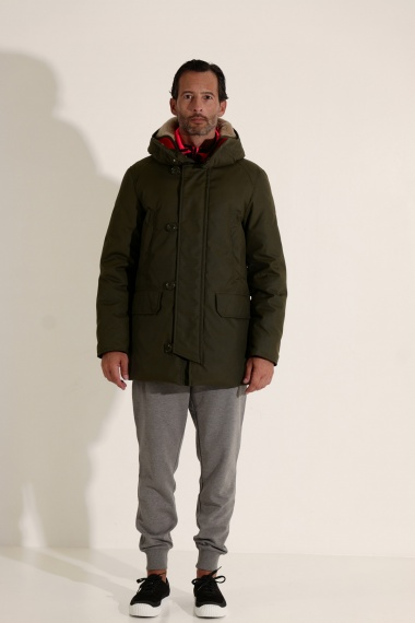 Parka for man HOLUBAR F/W 20-21