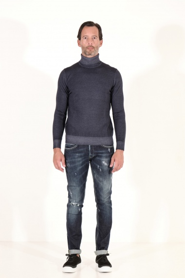 Rollneck pullover for man H953 F/W 20-21