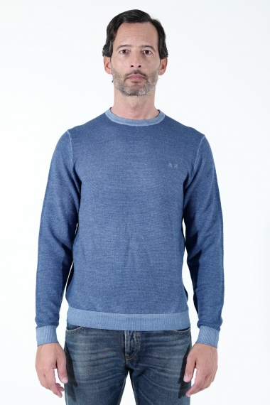 Pullover girocollo per uomo SUN68 A/I 20-21