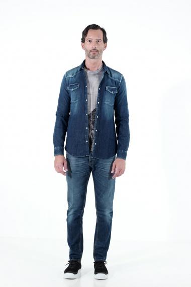 Camicia per uomo DONDUP A/I 20-21