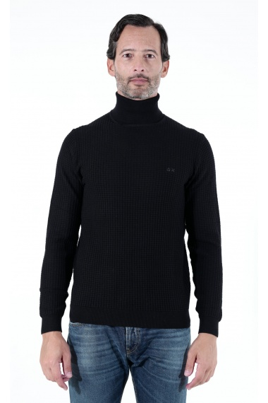Roll neck pullover for man SUN68 F/W 20-21