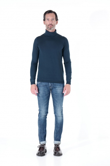 Roll-neck pullover for man GOES BOTANICAL F/W 20-21