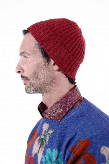 Cap for man RIONE FONTANA F/W 20-21