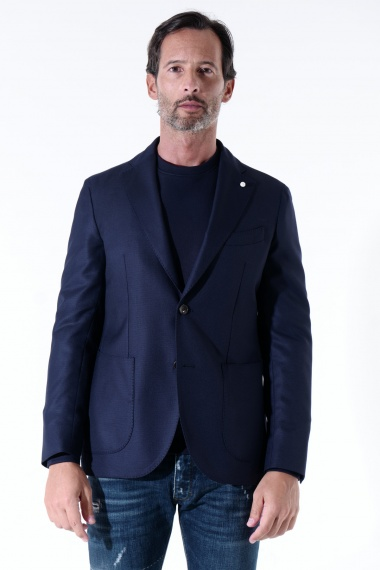 Jacket for man LUIGI BIANCHI MANTOVA F/W 20-21