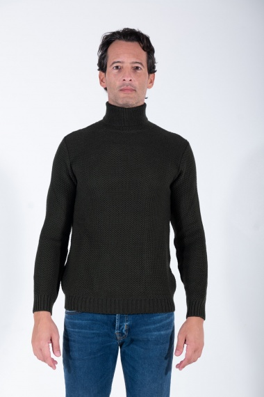 Roll-neck pullover for man LUCA BERTELLI F/W 20-21