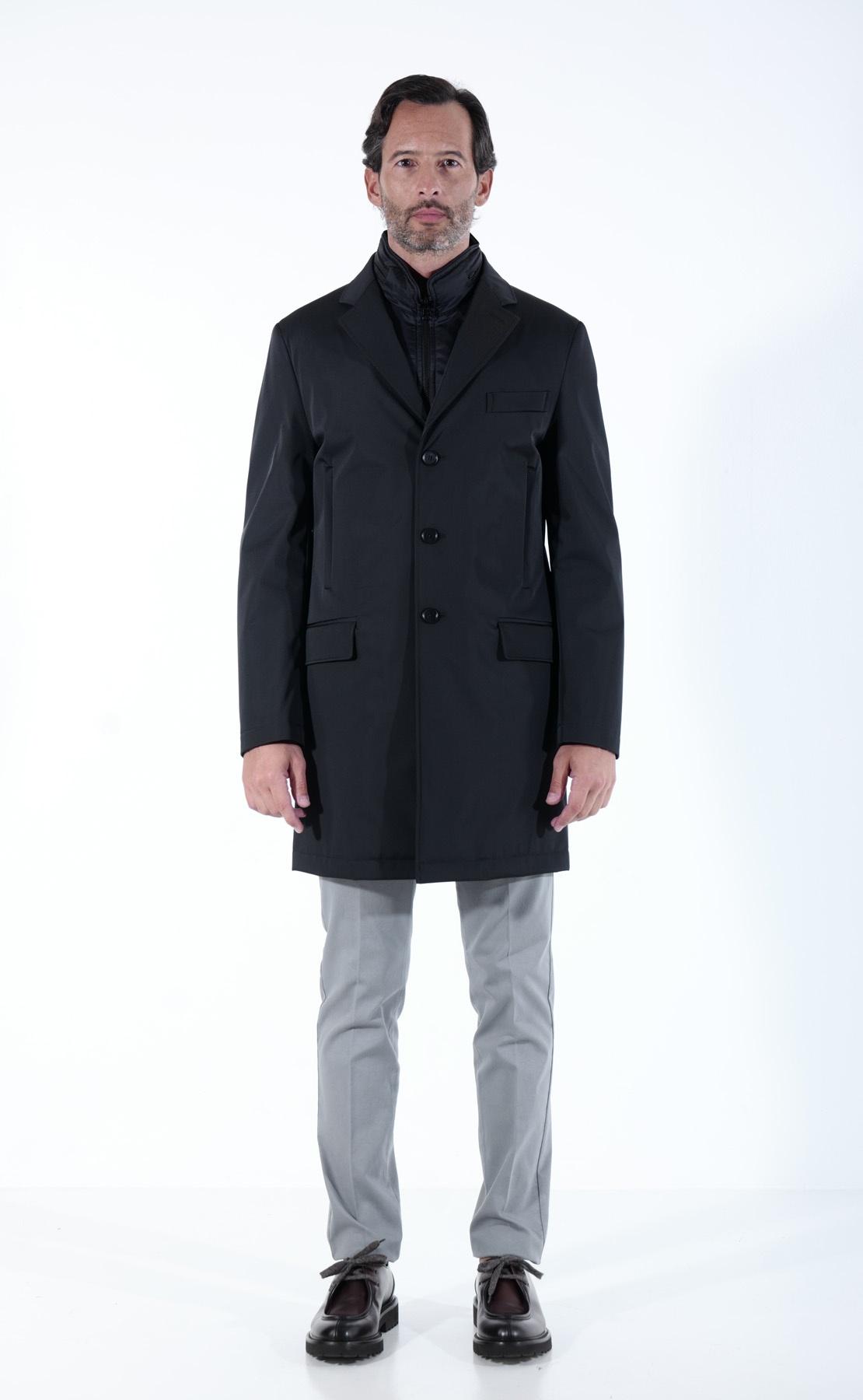 Cappotto DOUBLE COAT STRETCH per uomo FAY A/I 20-21