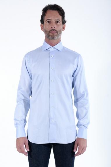 Camicia per uomo BARBA A/I 20-21