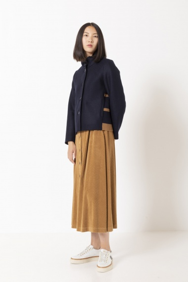 Coat for woman ROSSO35 F/W 20-21