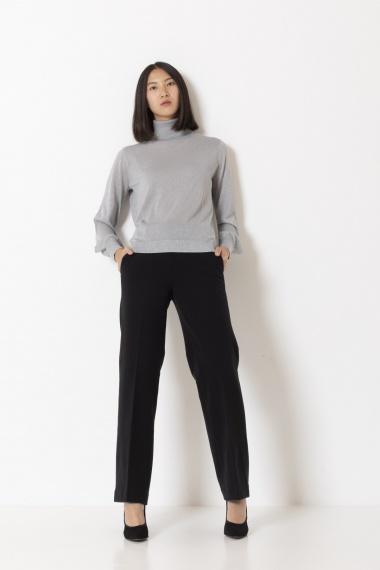 Roll-neck pullover for woman SUN68 F/W 20-21