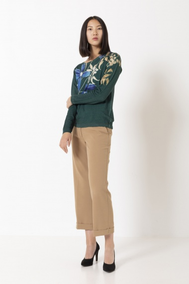 Pullover for woman IN BED WITH YOU F/W 20-21