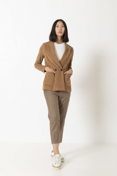 Jacket for woman CIRCOLO 1901 F/W 20-21