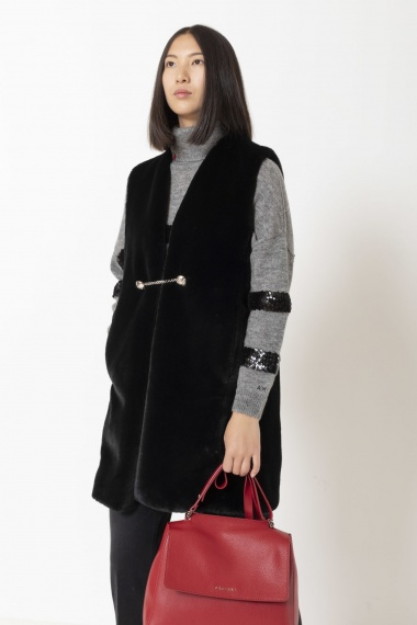 Vest for woman DONDUP A/I 20-21