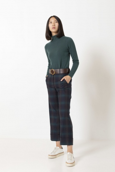 Trousers for woman CAPPELLINI F/W 20-21