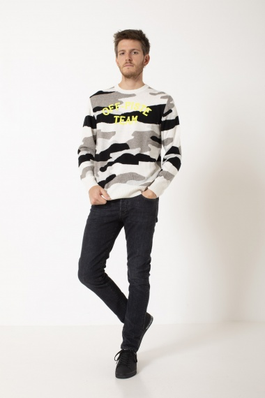 Pullover for man MC2 SAINT BARTH F/W 20-21