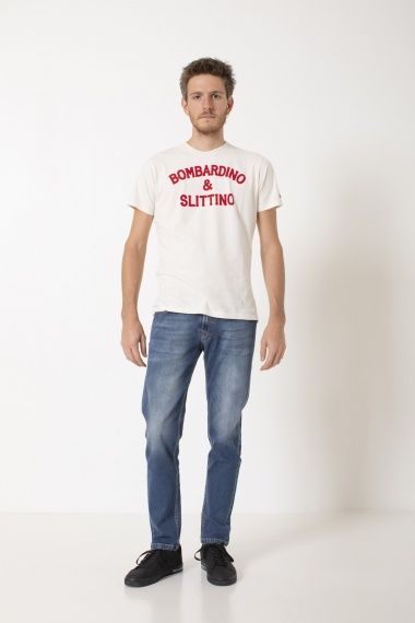 T-shirt for man MC2 SAINT BARTH F/W 20-21