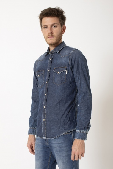Shirt for man ROY ROGER'S F/W 20-21