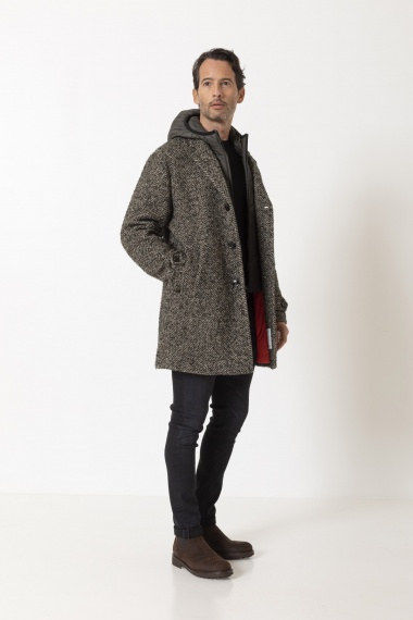 Coat for man PALTO' F/W 20-21