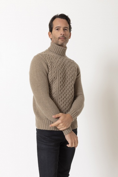Roll-neck pullover for man DRUMOHR F/W 20-21