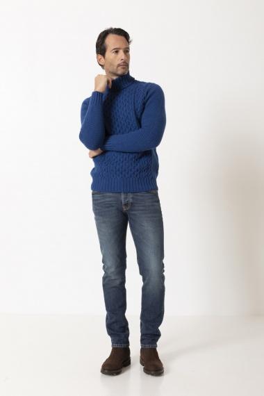 Roll-neck pullover for man DRUMOHR F/W 20-21