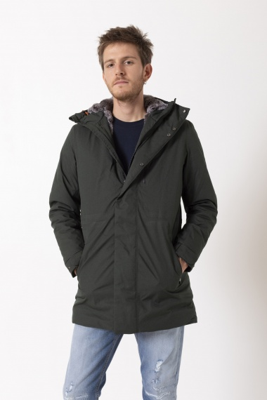 Parka per uomo SAVE THE DUCK A/I 20-21