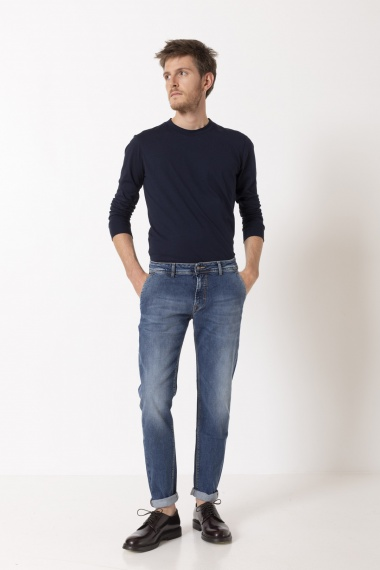 Jeans for man LUCA BERTELLI F/W 20-21