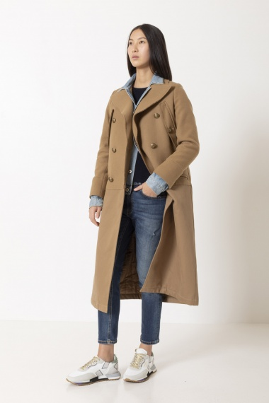 Coat for woman DONDUP F/W 20-21