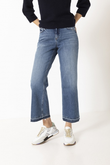 Jeans per donna DON THE FULLER A/I 20-21