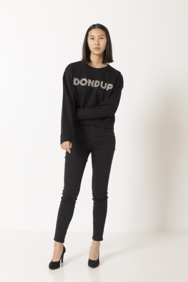 Felpa per donna DONDUP A/I 20-21