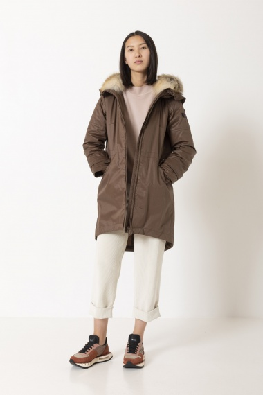 Parka for woman PEUTEREY F/W 20-21